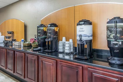Free coffee | Quality Inn & Suites Conference Center