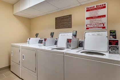 Guest laundry facilities   Comfort Suites Niceville Near Elgin Air Force Base