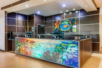 Hotel lobby | Cambria Hotel Ft Lauderdale, Airport South & Cruise Port