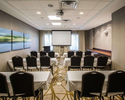 Meeting room | Comfort Suites Miami Airport North