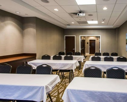 Large space perfect for corporate functions or training | Comfort Suites Miami Airport North