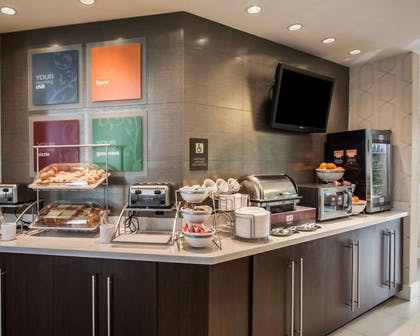 Assorted breakfast items | Comfort Suites Miami Airport North