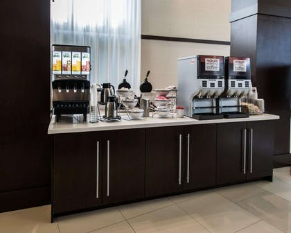 Free hot breakfast buffet | Comfort Suites Miami Airport North