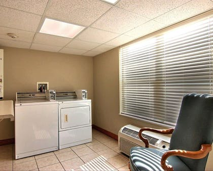 Guest laundry facilities   Comfort Inn & Suites I-95 - Outlet Mall