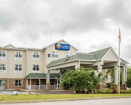 Hotel exterior   Comfort Inn & Suites I-95 - Outlet Mall