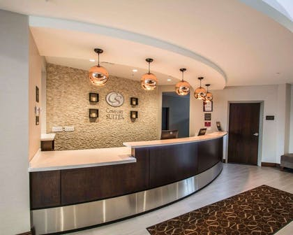 Front desk | Comfort Suites Fort Lauderdale Airport South & Cruise Port
