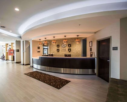 Lobby | Comfort Suites Fort Lauderdale Airport South & Cruise Port