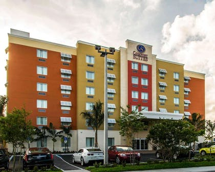 Comfort Suites Fort Lauderdale Airport South & Cruise Port | Comfort Suites Fort Lauderdale Airport South & Cruise Port