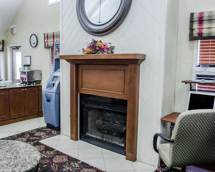 Business Center in the Lobby | Mainstay Suites