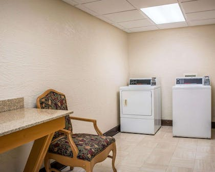 Guest laundry facilities | Quality Inn & Suites Tampa - Brandon near Casino