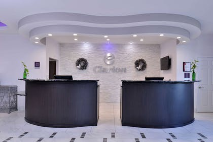 Front desk | Clarion Inn & Suites Across From Universal Orlando Resort