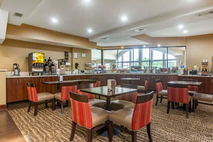 Breakfast area   Comfort Suites near Robins Air Force Base