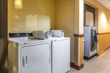 Guest laundry facilities   Comfort Suites near Robins Air Force Base