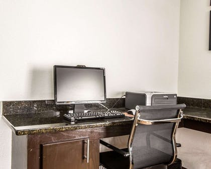 Business center with free wireless Internet access | Sleep Inn and Conference Center