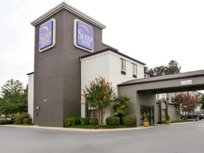 Hotel exterior | Sleep Inn and Conference Center
