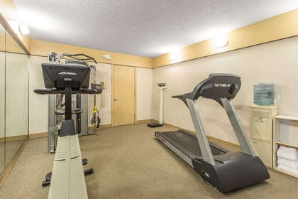 Fitness center | Quality Inn & Suites Conference Center