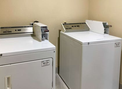 Guest laundry facilities   Comfort Suites Kings Bay Naval Base Area