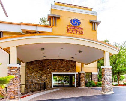 Hotel entrance | Comfort Suites At Kennesaw State University