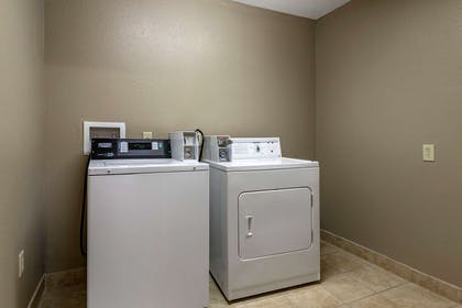 Guest laundry facilities | Sleep Inn And Suites Brunswick