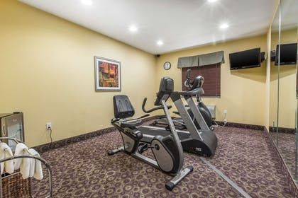 Fitness center | Sleep Inn and Suites at Kennesaw State University
