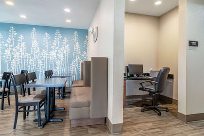 Business center | Sleep Inn and Suites at Kennesaw State University