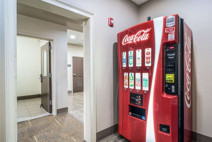 Hotel vending area | Sleep Inn and Suites at Kennesaw State University