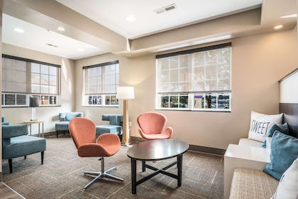 Hotel lobby | Sleep Inn and Suites at Kennesaw State University
