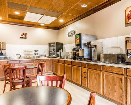 Free full breakfast | Quality Inn And Suites