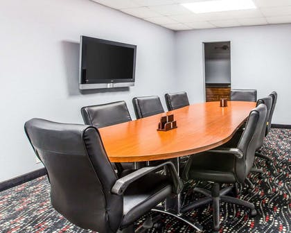 Boardroom | Quality Inn And Suites
