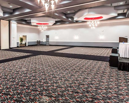 Ballroom | Quality Inn And Suites