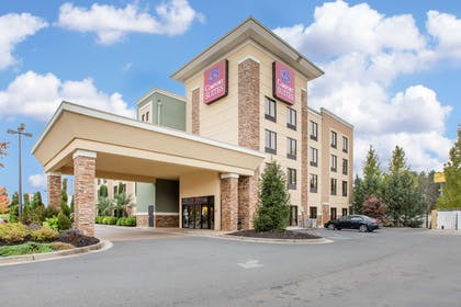 Hotel exterior | Comfort Suites Locust Grove Atlanta South