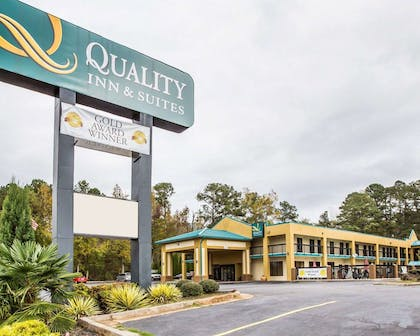 Quality Inn and Suites hotel in Griffin, GA | Quality Inn & Suites