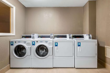 Guest laundry facilities | Quality Inn & Suites