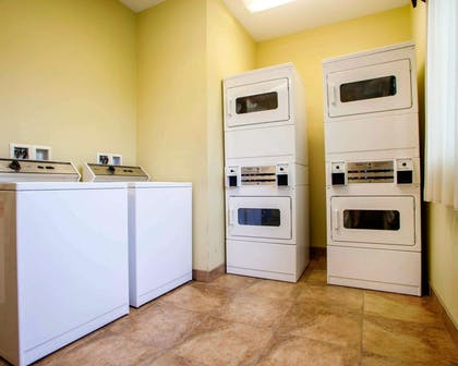 Guest laundry facilities | Suburban Extended Stay Hotel C