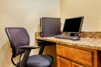 Business center | Suburban Extended Stay Hotel C