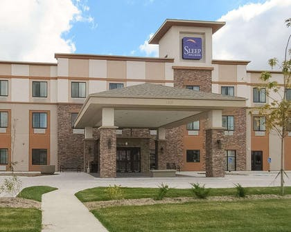 Sleep Inn and Suites hotel in Fort Dodge, IA | Sleep Inn & Suites Fort Dodge