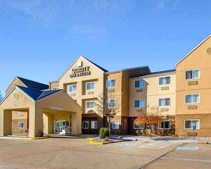 Quality Inn and Suites Keokuk North hotel in Keokuk, IA | Quality Inn & Suites Keokuk North