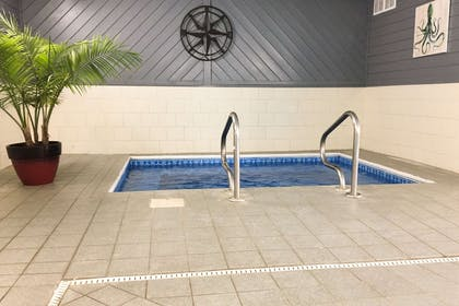 Indoor hot tub | Quality Inn & Suites Lincoln near I-55