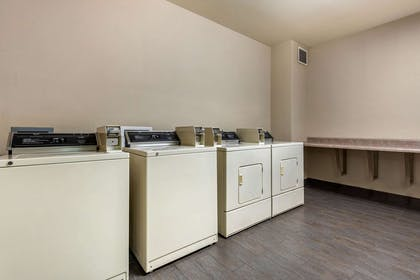 Guest laundry facilities   Comfort Suites Springfield