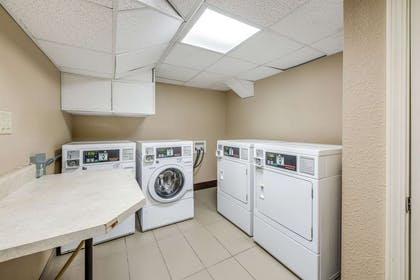 Guest laundry facilities | Comfort Suites Schiller Park - Chicago O'Hare Airport