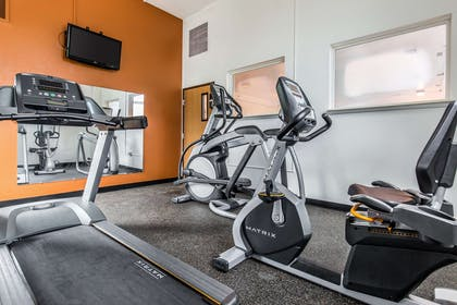 Fitness center | Comfort Inn Romeoville - Bolingbrook