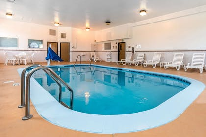 Indoor pool | Comfort Inn Romeoville - Bolingbrook