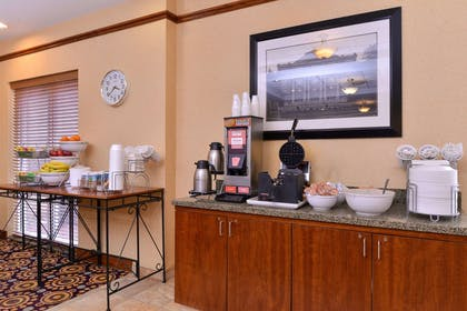 Free breakfast with waffles | Comfort Suites Urbana Champaign, University Area