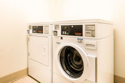 Guest laundry facilities | Comfort Suites Normal University area