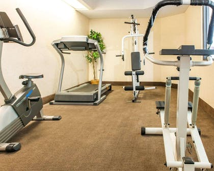 Fitness center | Sleep Inn