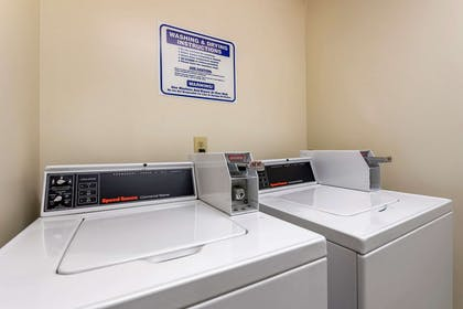 Guest laundry facilities | Comfort Suites West Indianapolis - Brownsburg