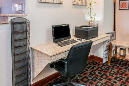 Business center | Quality Inn & Suites South Bend