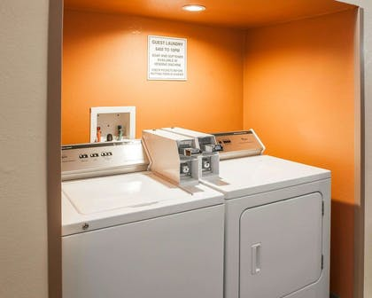 Guest laundry facilities | Quality Inn & Suites South Bend
