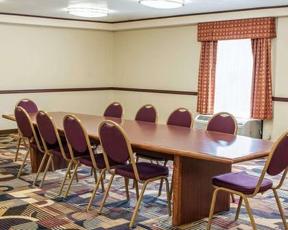 Large space perfect for corporate functions or training | Quality Inn & Suites Greenfield I-70