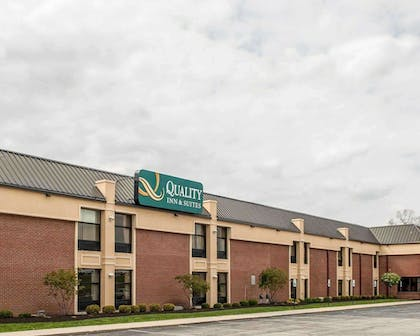 Quality Inn & Suites hotel in Greenfield, IN | Quality Inn & Suites Greenfield I-70
